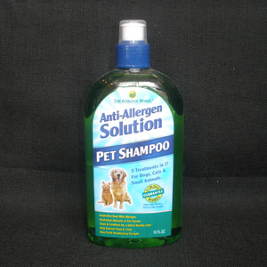 Natural Good Smelling Dog Shampoo