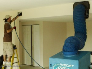 Residential Air Duct Cleaning Process