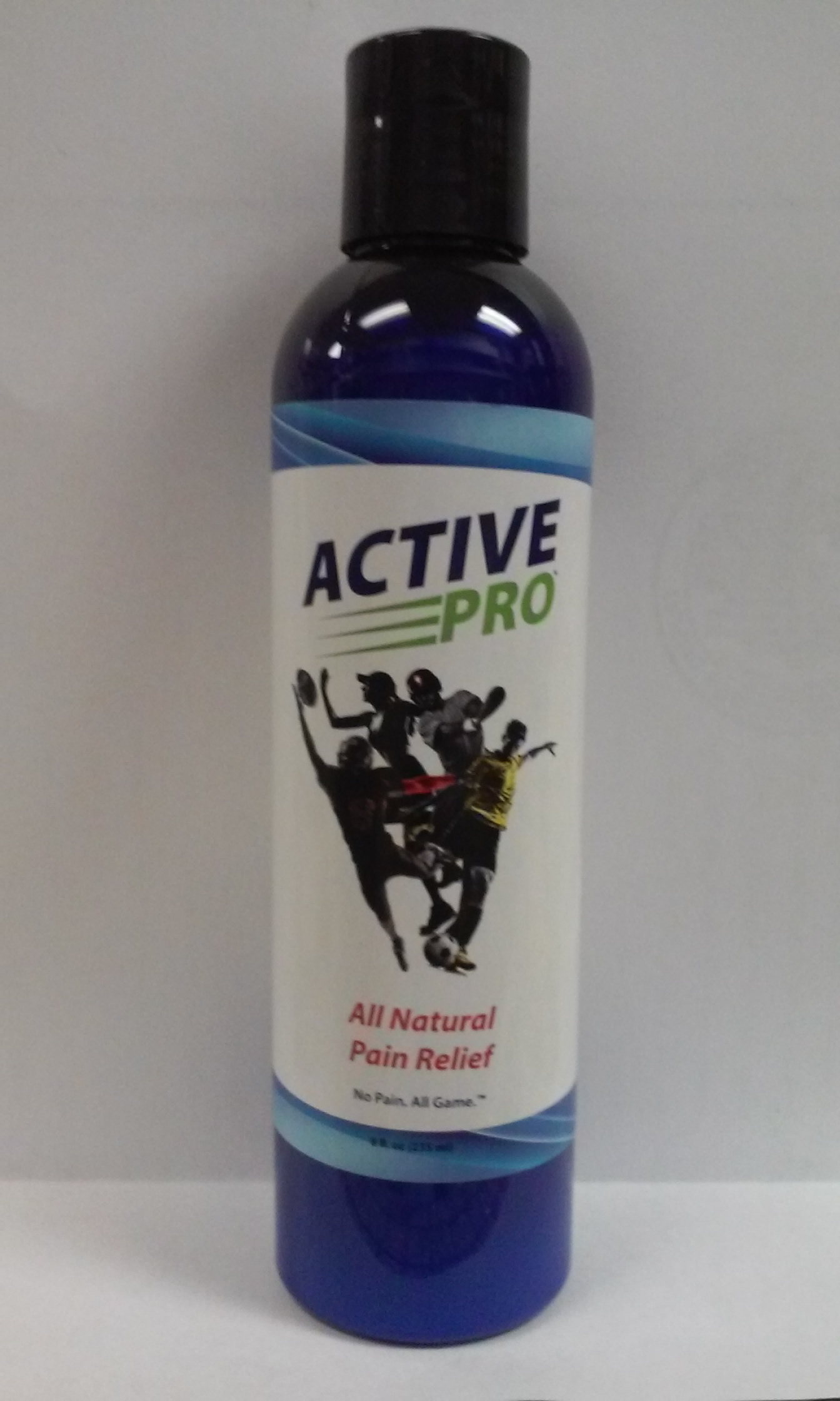 Active Pro Apr All Natural Pain Relief 8oz Healthy