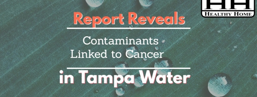 Contaminants in Tampa area water supply